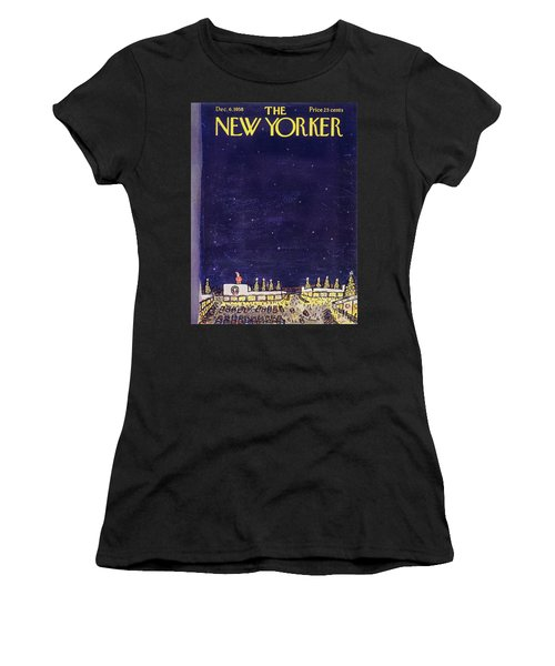New Yorker December 6 1958 Women's T-Shirt