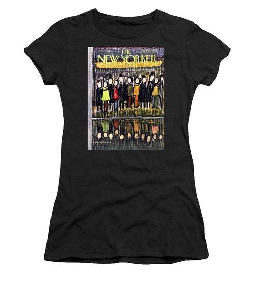 New Yorker January 10 1948 Women's T-Shirt