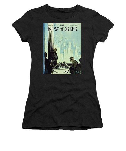 New Yorker January 16 1960 Women's T-Shirt