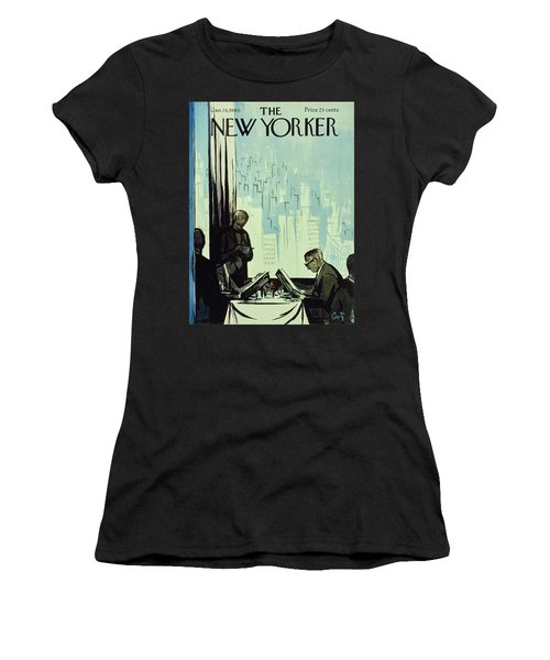 New Yorker January 16 1960 Women's T-Shirt