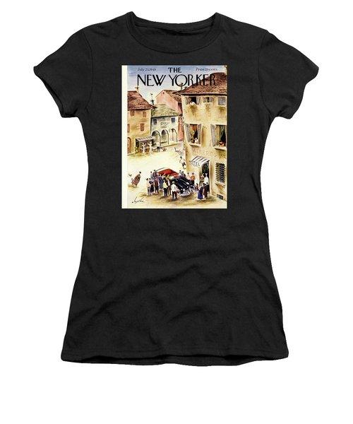 New Yorker July 23 1949 Women's T-Shirt