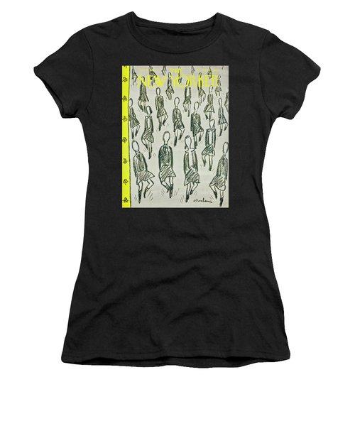 New Yorker March 15 1958 Women's T-Shirt