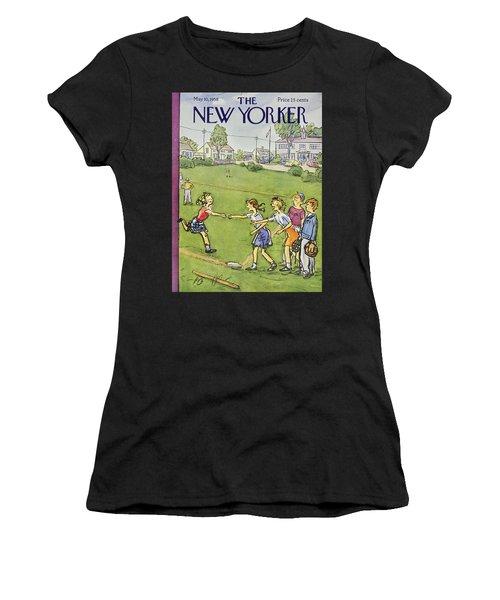New Yorker May 10 1958 Women's T-Shirt
