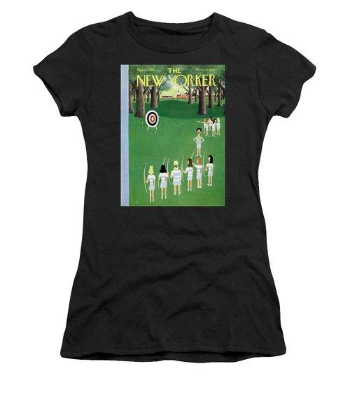 New Yorker May 12 1956 Women's T-Shirt