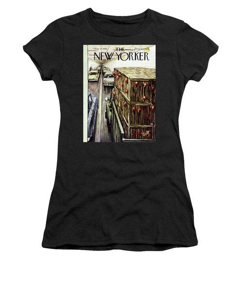 New Yorker November 17 1956 Women's T-Shirt
