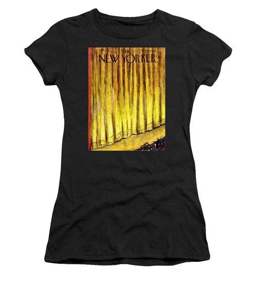 New Yorker November 6 1954 Women's T-Shirt