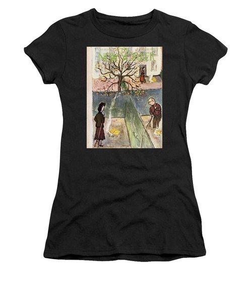 New Yorker October 20 1951 Women's T-Shirt