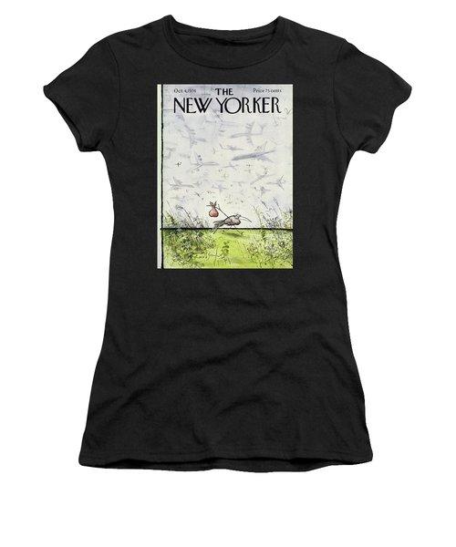 New Yorker October 4 1976 Women's T-Shirt
