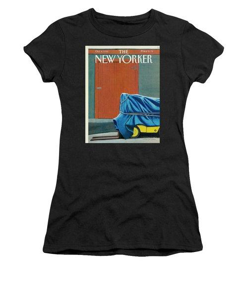 New Yorker October 8 1990 Women's T-Shirt