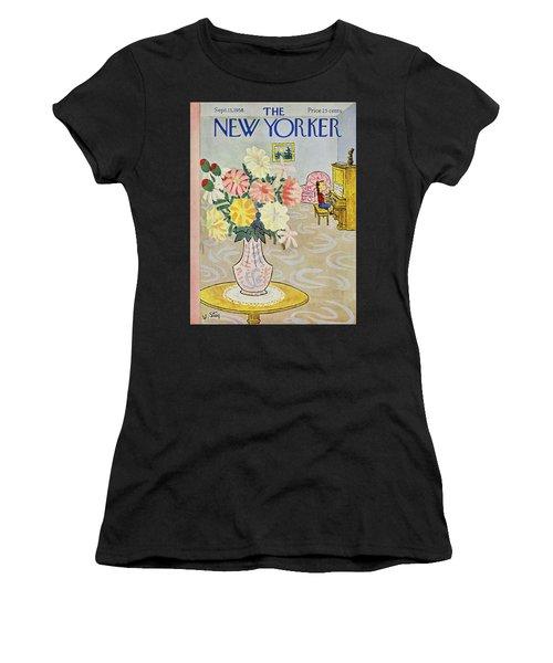 New Yorker September 13 1958 Women's T-Shirt