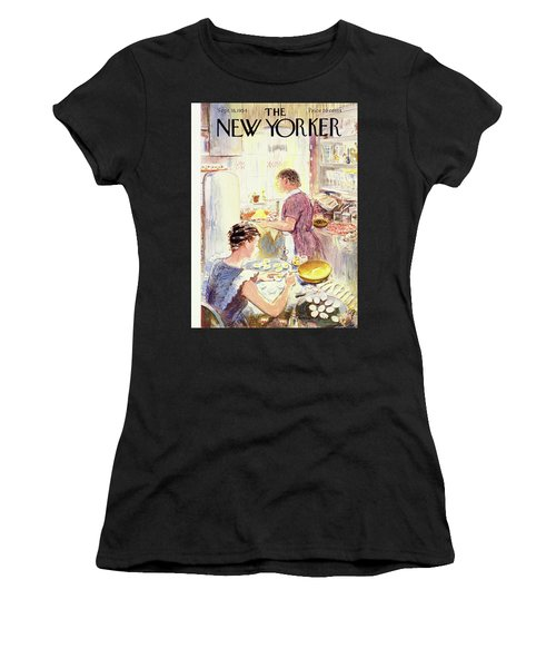 New Yorker September 18 1954 Women's T-Shirt