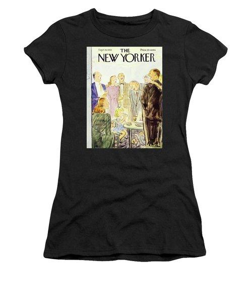 New Yorker September 19 1953 Women's T-Shirt
