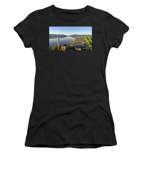 Newburgh And The Hudson Highlands Women's T-Shirt (Athletic Fit)
