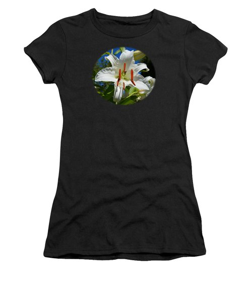 Newly Opened Lily Women's T-Shirt (Athletic Fit)