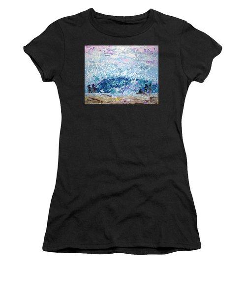 Newport Wedge Women's T-Shirt