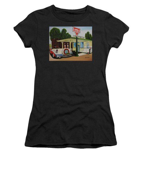 Next Stop The Rockies Women's T-Shirt (Athletic Fit)