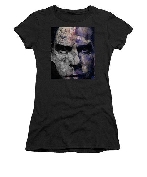 Nick Cave Retro Women's T-Shirt