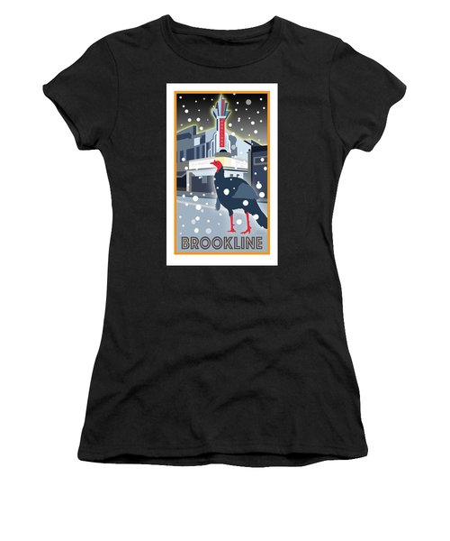 Night At The Movies Women's T-Shirt