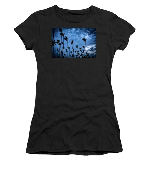 Night Beach Women's T-Shirt