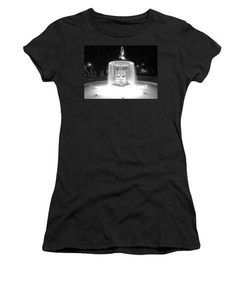 Night Fountain Women's T-Shirt