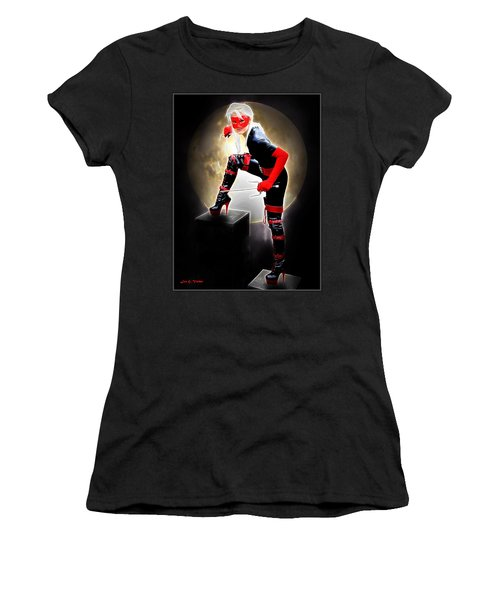 Night Of The Avenger Women's T-Shirt