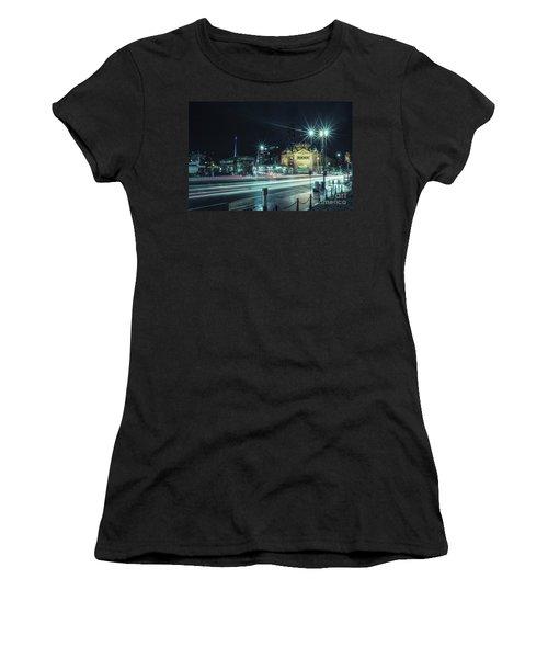 Night Ride Women's T-Shirt