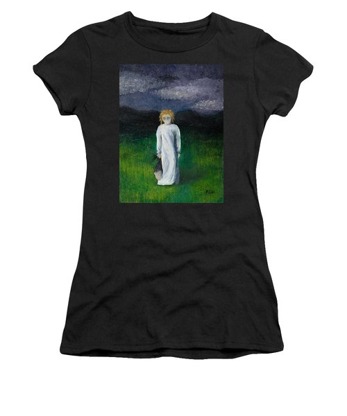 Night Walk Women's T-Shirt
