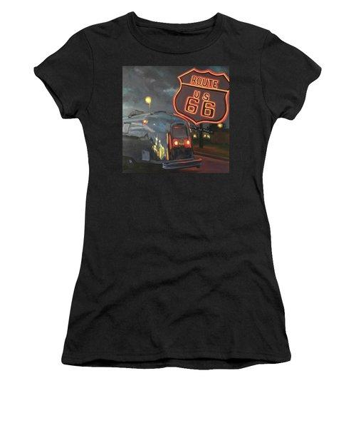 Nighttime Cruise Women's T-Shirt