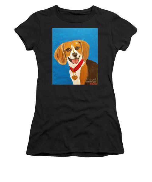 Niki Date With Paint Nov 20th Women's T-Shirt
