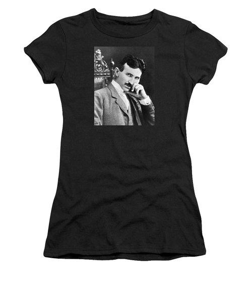 Nikola Tesla Women's T-Shirt