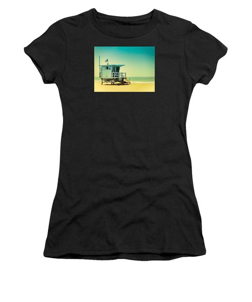 No 16 - Wish You Were Here Women's T-Shirt (Athletic Fit)