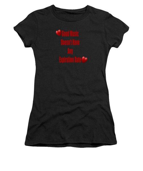 No Expiration Date Women's T-Shirt