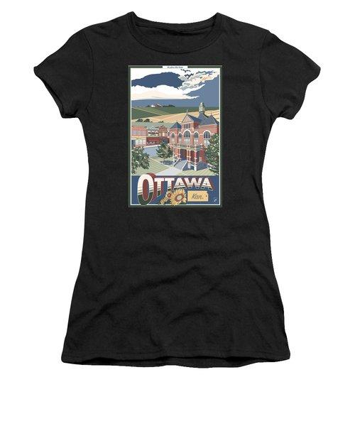 No Place Like Home Women's T-Shirt