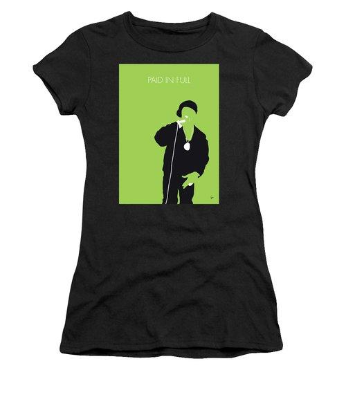 No136 My Ericbandrakim Minimal Music Poster Women's T-Shirt