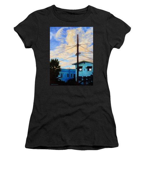 Normal Ave Women's T-Shirt (Athletic Fit)