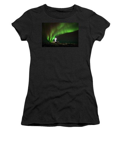 Norrsken Women's T-Shirt (Athletic Fit)