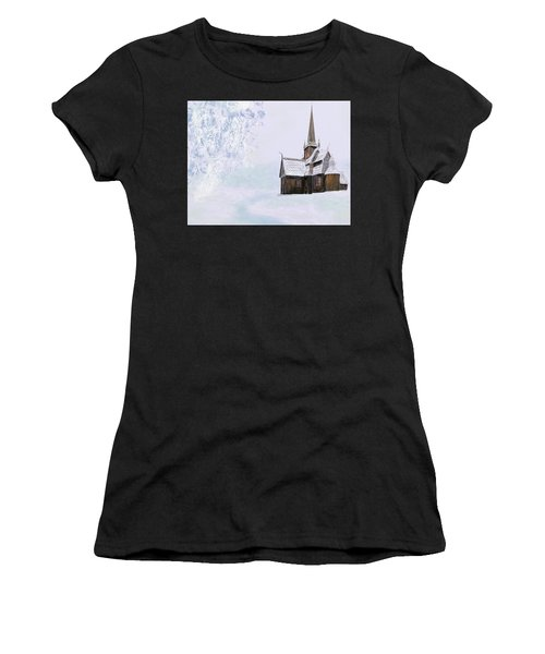 Norsk Kirke Women's T-Shirt (Athletic Fit)