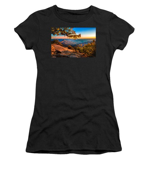 North Branch Women's T-Shirt (Athletic Fit)