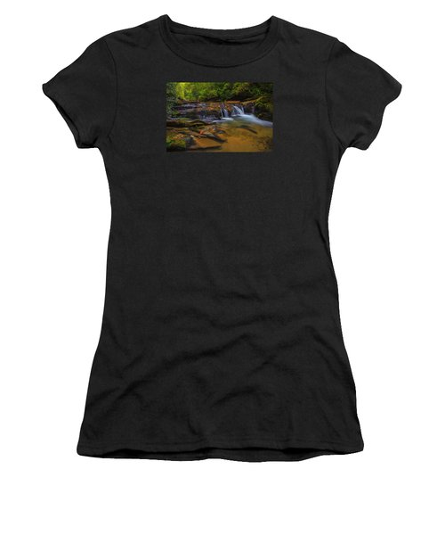 North Carolina Cascade Women's T-Shirt (Athletic Fit)