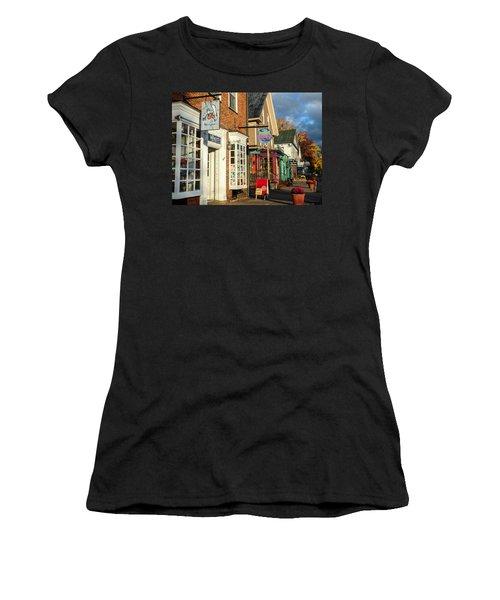 North Conway Village 2 Women's T-Shirt