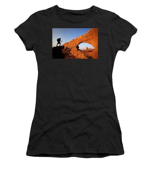 North Window Arch Women's T-Shirt