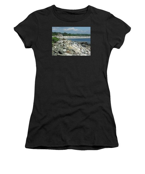 Northeast Us, Atlantic Coast, Rye Nh Women's T-Shirt