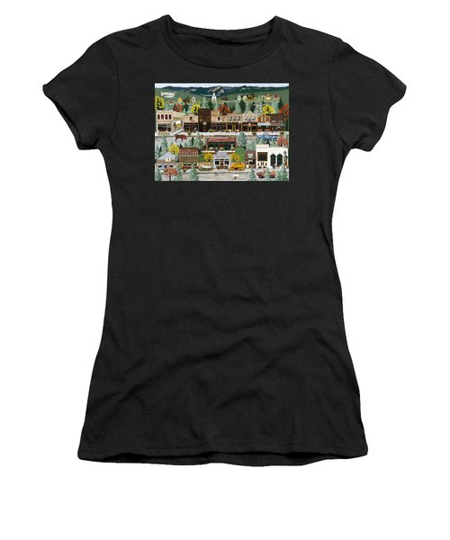 Northern Exposure Women's T-Shirt (Athletic Fit)
