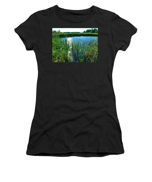 Northern Ontario 2 Women's T-Shirt (Athletic Fit)