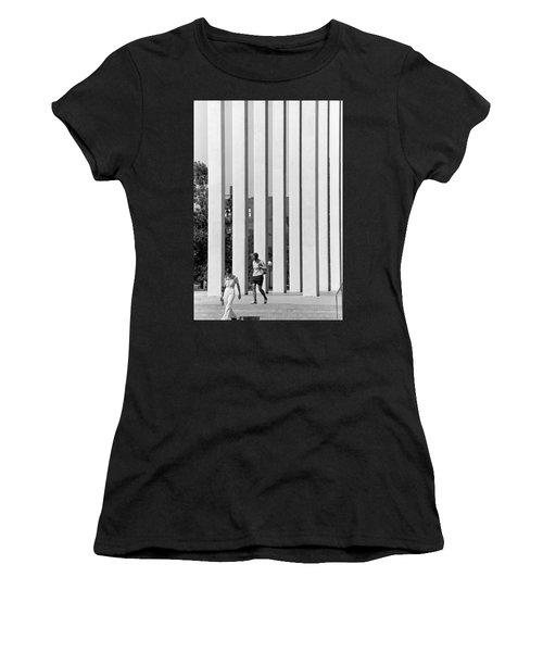 Northwestern National Life Columns Women's T-Shirt