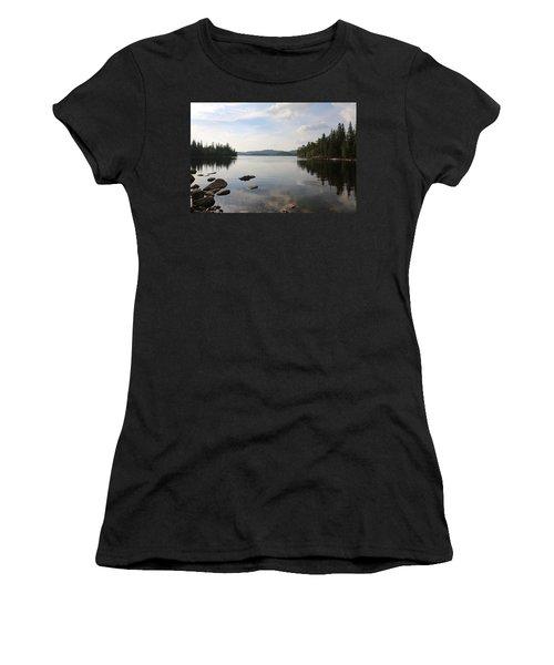 Norwegian Landscape  Women's T-Shirt (Athletic Fit)