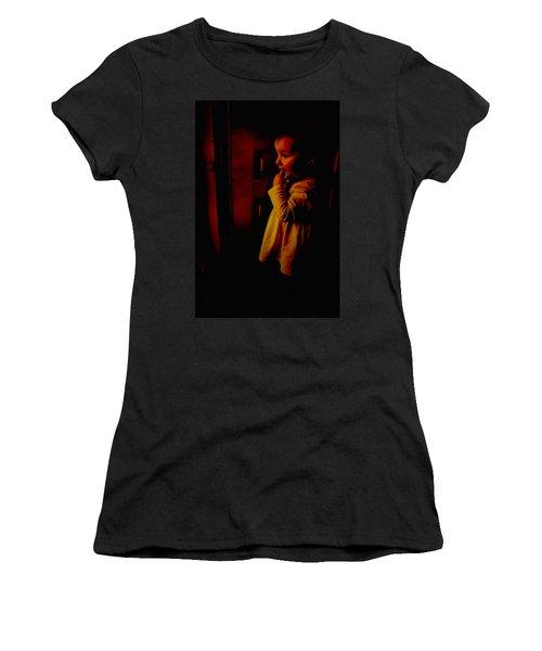 Not Afraid Of The Dark Women's T-Shirt