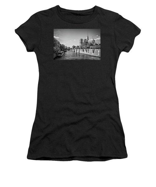 Notre Dame De Paris Women's T-Shirt