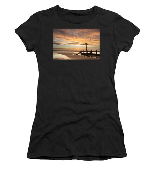 November Sunrise Women's T-Shirt (Athletic Fit)