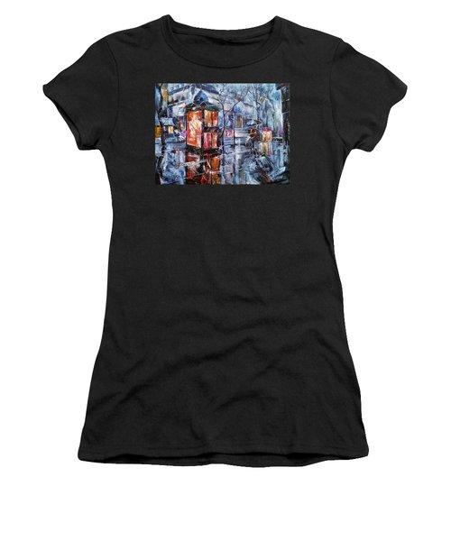 November Walk II Women's T-Shirt
